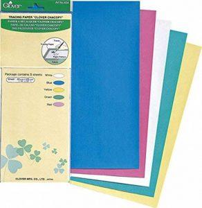 Clover papier à décalquer de la marque Clover image 0 produit