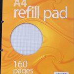 Club Bloc de papier millimétré A4 80 feuilles de la marque Club image 4 produit