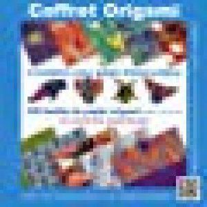 Coffret Origami motifs japonais de la marque Vanda Battaglia image 0 produit