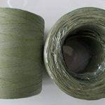 écologique papier raphia ruban Rouleau de 200m en algues Vert meilleure qualité et Prix. de la marque Mart-Mon image 1 produit