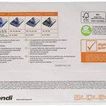 Color Copy 19847 Color gloss copy Papier brillant A4 pour laser couleur 200 g Ramette 250 feuilles Blanc de la marque Color Copy image 1 produit