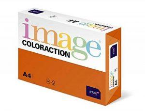 Coloraction 838A 160S 15 Antalis Papier couleur A4 160 g/m² Orange/15 (Import Allemagne) de la marque Coloraction image 0 produit