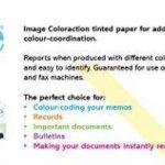 Coloraction Ramette A4d'image Jaune vif (Séville) papier pour imprimante A4 210 x 297mm jaune de la marque Image image 4 produit
