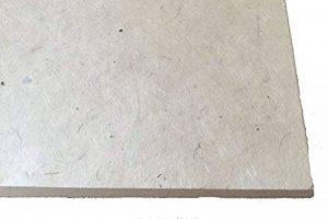 Commerce équitable fait à la main recyclé en papier Lokta–30g/m² 30feuilles format A4 de la marque Terrapin Trading image 0 produit