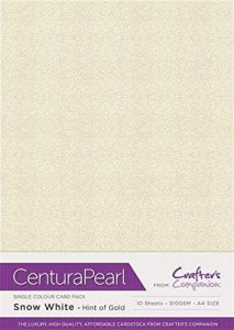 Crafter's Companion 10 Pièces - Centura Pearl de la marque Crafter's Companion image 0 produit