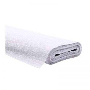 Creleo 79146110rouleaux de papier crépon 50x 250cm Blanc–étanche de la marque Creleo image 0 produit