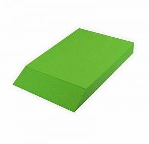 Creleo Lot de 50feuilles de carton photo 300g, A4, vert clair de la marque Creleo image 0 produit
