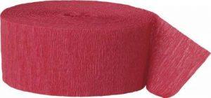crépon rouge TOP 1 image 0 produit