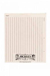 D'Addario Bowed Blocs de papier manuscrit Archives, 18 portées, 50 feuilles de la marque D'Addario image 0 produit