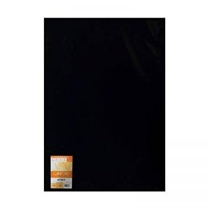 Daler-Rowney Canford Lot de 10 feuilles de papier Noir de jais A1 de la marque Daler Rowney image 0 produit