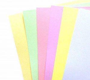 Dalton Manor A4 pastel CARTE PAQUET 160 GM 60 feuille paquet couleurs assorties de la marque DALTON MANOR image 0 produit