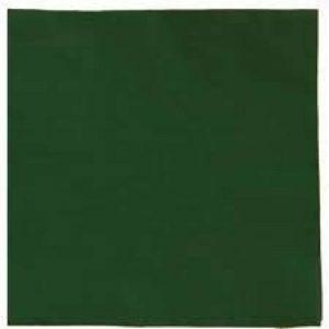 De Sortie–2000x vert foncé 2plis 33cm 4plis serviettes Serviettes en papier tissu personnalisés pour anniversaires mariages fêtes toutes les occasions de la marque Thali Outlet Leeds image 0 produit