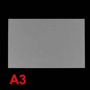 DealMux 2mm en plastique transparent en plexiglas acrylique Perspex Feuille A3Taille 297mm x 420mm de la marque DealMux image 0 produit