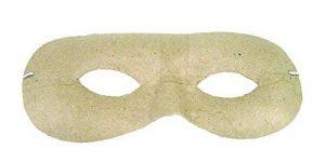 Decopatch Masque en papier mâché No2–Marron de la marque Decopatch image 0 produit