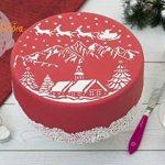 Decora 9270982Pochoir Paysage de Noël de la marque Decora image 1 produit