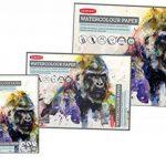 Derwent Bloc-notes aquarelle A2 de la marque DERWENT image 1 produit
