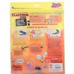 Diam's DI42261 Pack de 7 Feuilles Plastique Fou Cristal 29,7 x 21,6 x 0,1 cm de la marque Diam's image 1 produit