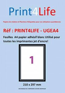 dimension papier photo hp TOP 7 image 0 produit