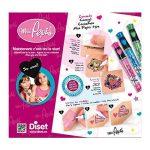 Diset 46786 - Tatouages Fantaisie Miss Pepis de la marque Diset image 3 produit