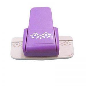 Dispositif de gaufrer la bordure du papier et de la carte/machine à égrener d'impression de jasmin de la marque Luwu-Store image 0 produit