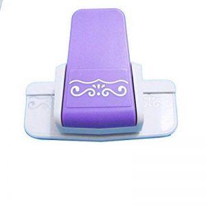 Dispositif de gaufrer la bordure du papier et de la carte/machine à égrener d'impression de ruyi de la marque Luwu-Store image 0 produit
