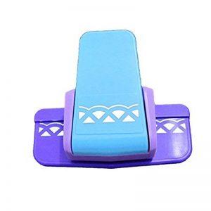Dispositif de gaufrer la bordure du papier et de la carte/machine à égrener d'impression de Weigela de la marque Luwu-Store image 0 produit