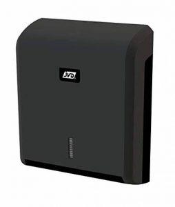 Distributeur essuie-mains Noir Mat pliage Z Collection JVD de la marque Jvd image 0 produit