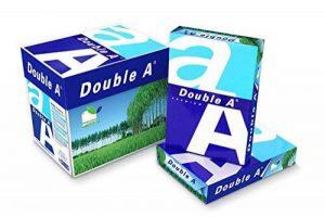 Double A Premium - Papier à imprimer (format A4, 80 g / m², 2.500 feuilles), blanc de la marque Double A image 0 produit