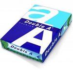 Double A Premium - Papier à imprimer (format A4, 80 g / m², 2.500 feuilles), blanc de la marque Double A image 1 produit