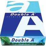 Double A Premium - Papier à imprimer (format A4, 80 g / m², 2.500 feuilles), blanc de la marque Double A image 3 produit