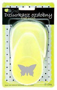 dp Craft Perforatrice 2 5 cm Motif Papillon Multicolore de la marque dp Craft image 0 produit