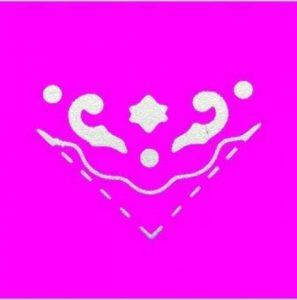 Efco Perforatrice d'angle Elegante, rose, 25mm de la marque Efco image 0 produit