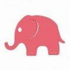 Efco Perforatrice Motif éléphant, rose, 32mm de la marque Efco image 0 produit