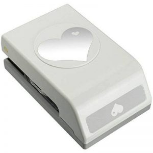 Ek Success Outils perforatrice à papier, grand cœur, cœur, en de la marque Ek Success image 0 produit
