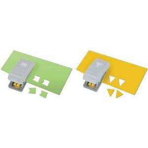 EK Tools 54-10053 Mini poinçon Plastique/Métal Gris 5,30 x 20,72 x 23,97 cm de la marque EK Tools image 0 produit