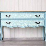 ELIZABETH Dentelle Meubles Mur Sol Pochoir Pour Peinture - Meubles Moyen de la marque Dizzy Duck Designs image 3 produit