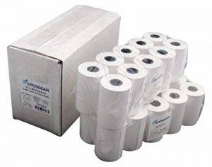 EPOSGEAR 0702334135792Caisse enregistreuse/Rouleaux de papier POS (Lot de 20rouleaux) de la marque EPOSGEAR image 0 produit