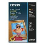 Epson C13S042546 Papier Photo Glacé 20 Feuilles 200 g de la marque Epson image 1 produit