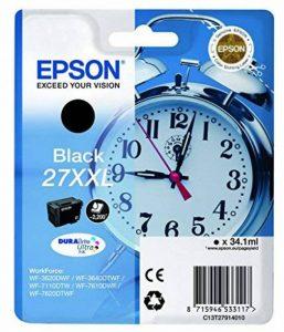 EPSON Cartouche jet d'encre noir XXL C13T27914012 de la marque Epson image 0 produit