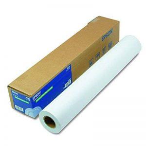 Epson Doubleweight Matte Paper Papier mat à fort grammage Rouleau A1 (61,0 cm x 25 m) 180 g/m2 1 pc. S041385 de la marque Epson image 0 produit