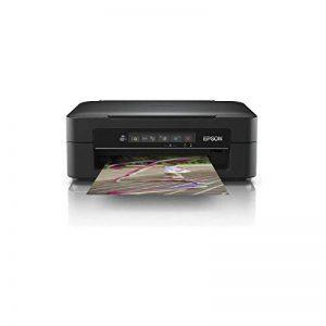 Epson Expression Home XP-255 5760 x 1440DPI Jet d'encre A4 Wifi - Multifonctions (Jet d'encre, Impression couleur, 5760 x 1440 DPI, 50 feuilles, A4, Noir) de la marque Epson image 0 produit
