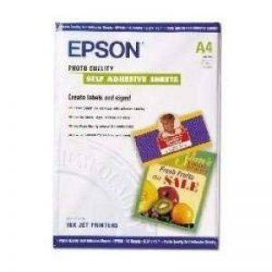 Epson Photo Quality Self Adhesive Sheets Feuilles Autocollantes de la marque Epson image 0 produit