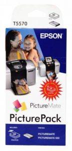 EPSON PicturePack Cartouche Imprimante/Kit Papier de la marque Epson image 0 produit