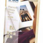 Epson Premium Glossy Photo Paper - Papier Photo Brillant 100 X 150 Mm - 40 Feuilles de la marque Epson image 1 produit