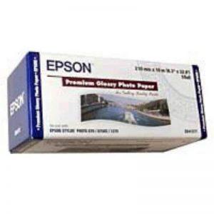 Epson Premium Glossy Photo Paper Papier Photo Brillant de la marque Epson image 0 produit