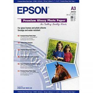 Epson Premium Papier Photo Brillant de la marque Epson image 0 produit