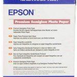 Epson Premium Semigloss Photo Paper Papier Semi-brillant de la marque Epson image 2 produit