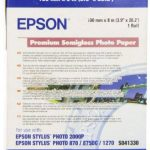Epson Premium Semigloss Photo Paper Papier Semi-brillant de la marque Epson image 4 produit