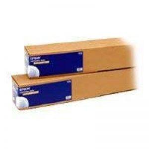 Epson Proofing Paper Papier épreuve plastifié semi-mat blanc Rouleau (111,8 cm x 30,5 m) 225 g/m2 1 rouleau de la marque Epson image 0 produit