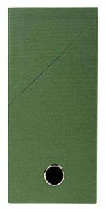 Exacompta 89423E Boite transfert toilée 12 cm Vert de la marque Exacompta image 0 produit